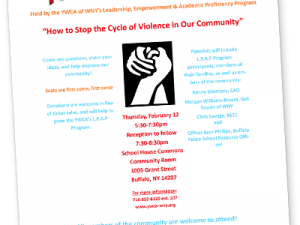 Town Hall Meeting: How to stop the cycle of violence in our community