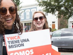 YWCA WNY is on a Mission: