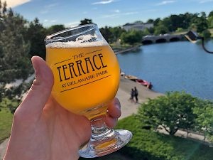 Thursday, July 12: You're Invited to 'Hoppy Hour' at The Terrace!